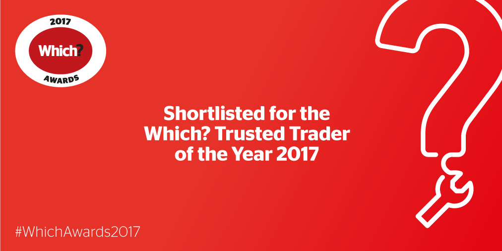 Which? Trader of the year 2017 shortlisted